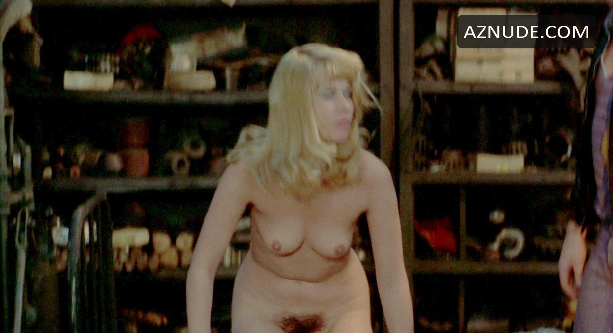 Brigitte fossey breast sucked on train scene