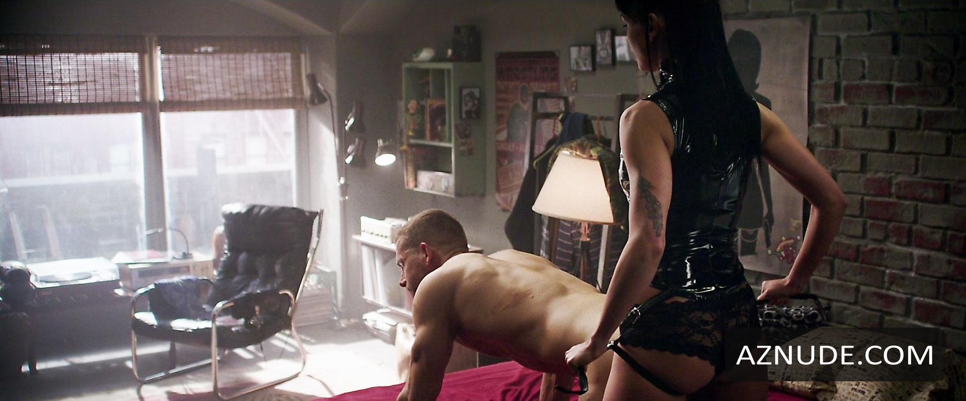 lohan naked scene Lindsay