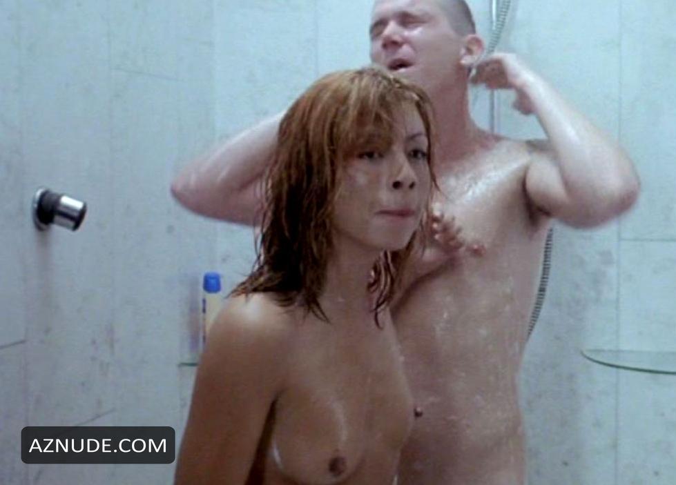 Nude celeb shower video