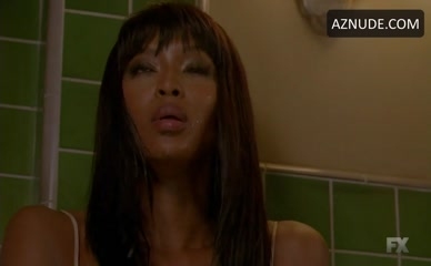 NAOMI CAMPBELL in American Horror Story