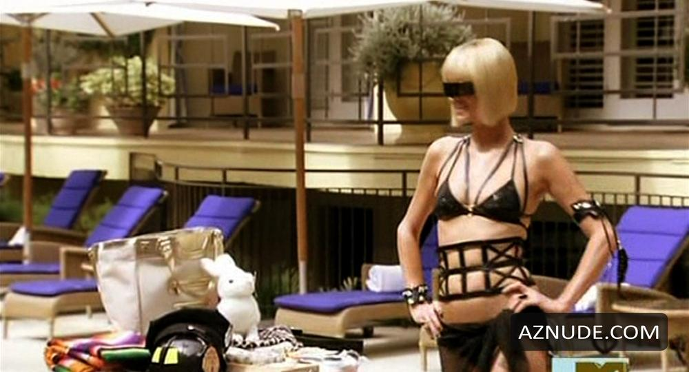 Paris hiltons nude pic