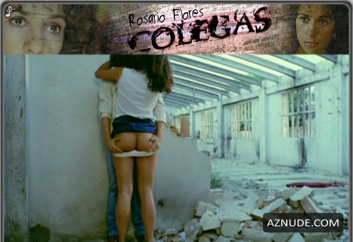 Celebs berta vazquez and vicky luengo nude sex video - 2 part 4