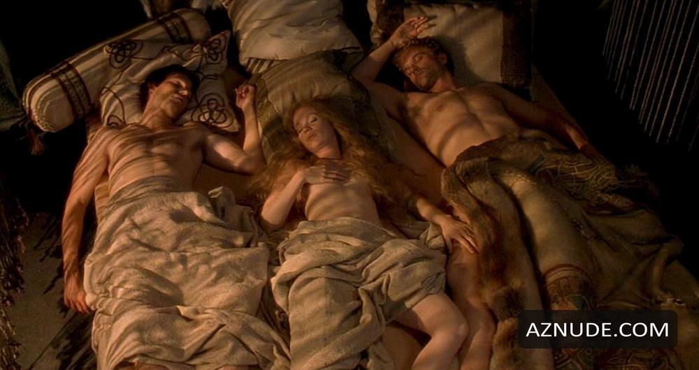 The mists of avalon 2001 threesome erotic scene mfm - 1 part 2