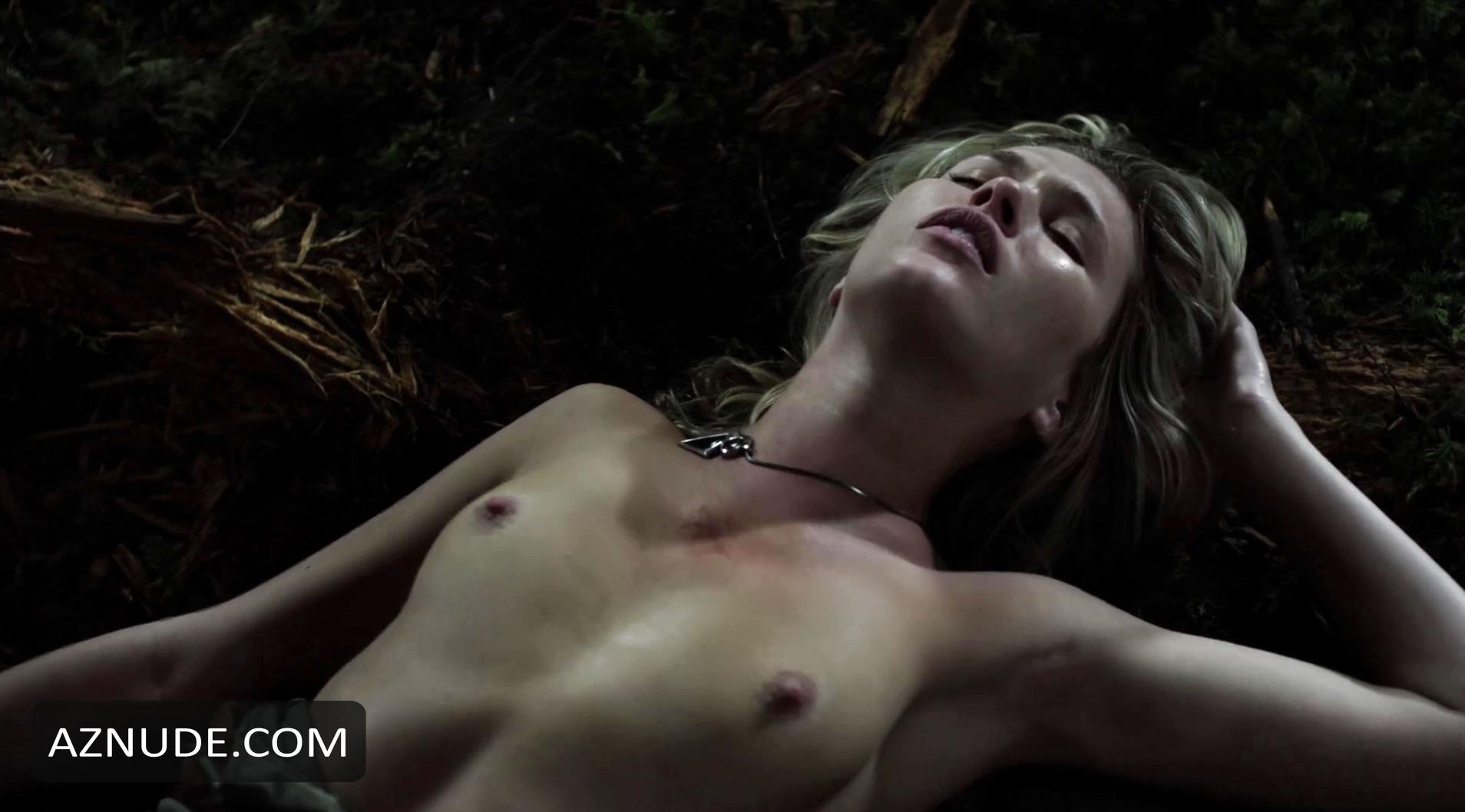 Vampire nude girl in movie scenes nsfw tit