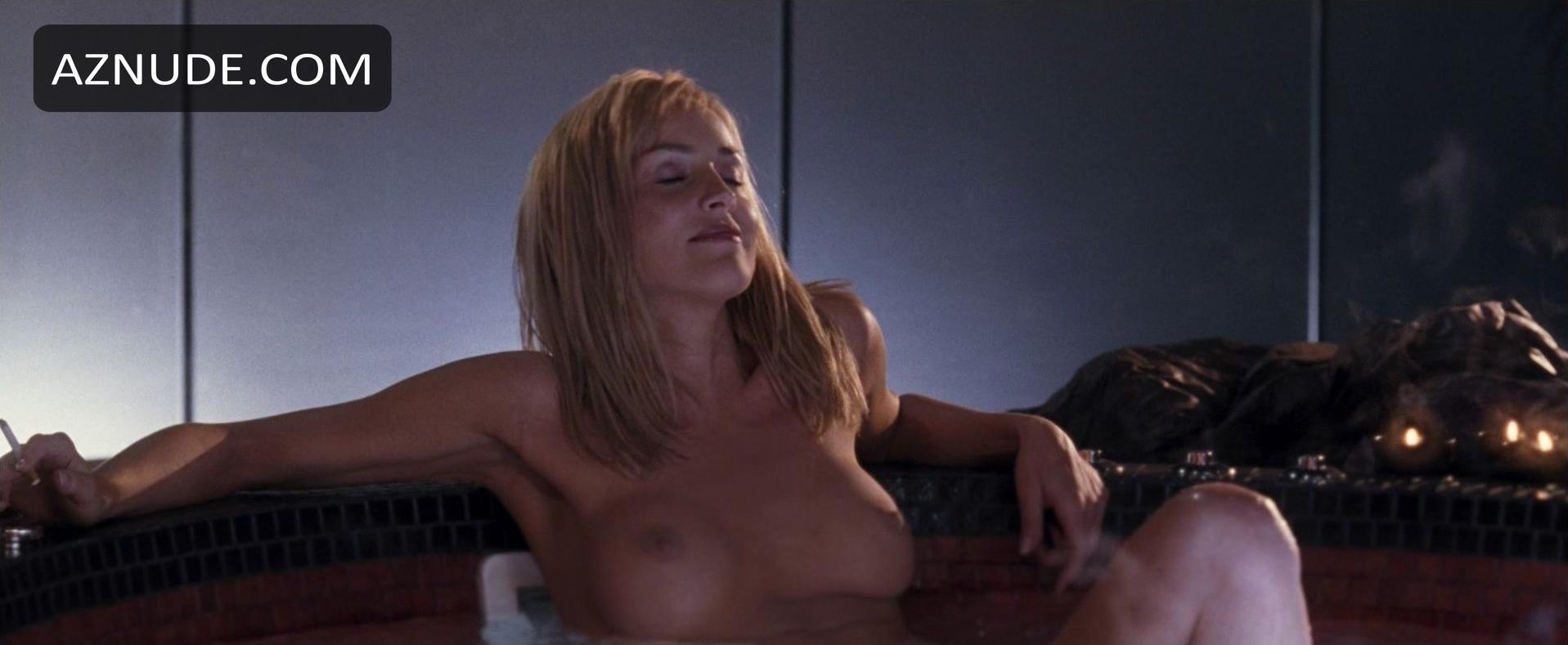 Basic instinct sex scenes your