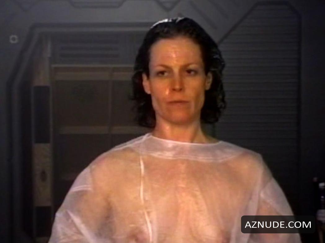 Alien Movie Nude Scene
