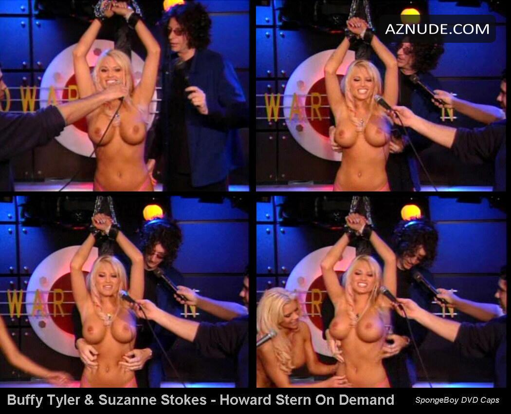 Nude girl in howard stern movie final