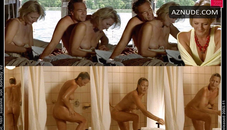 SUZANNE VON BORSODY Nude - AZNude