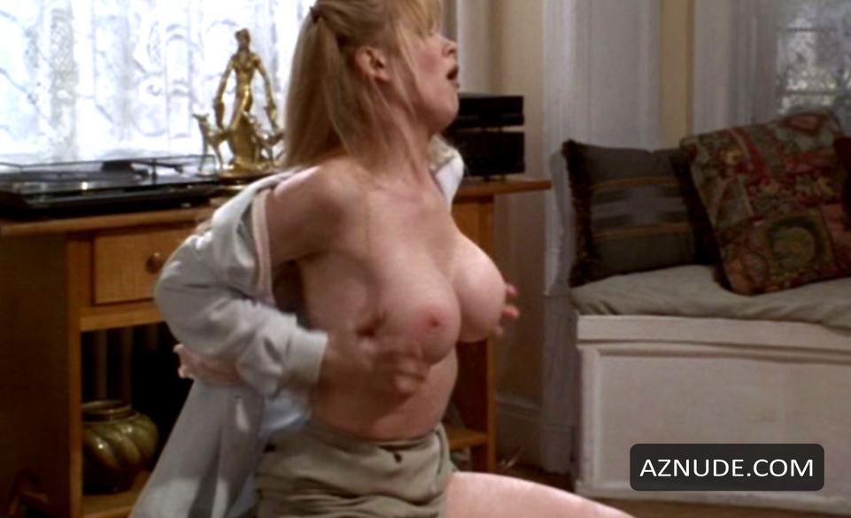 Latina boob slip