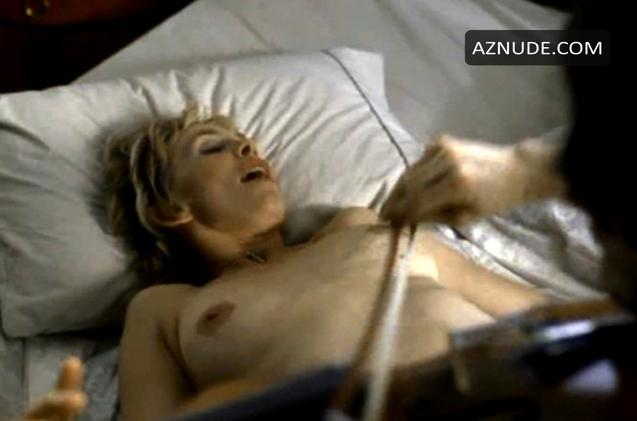 Trudie styler topless on bed - 3 part 6