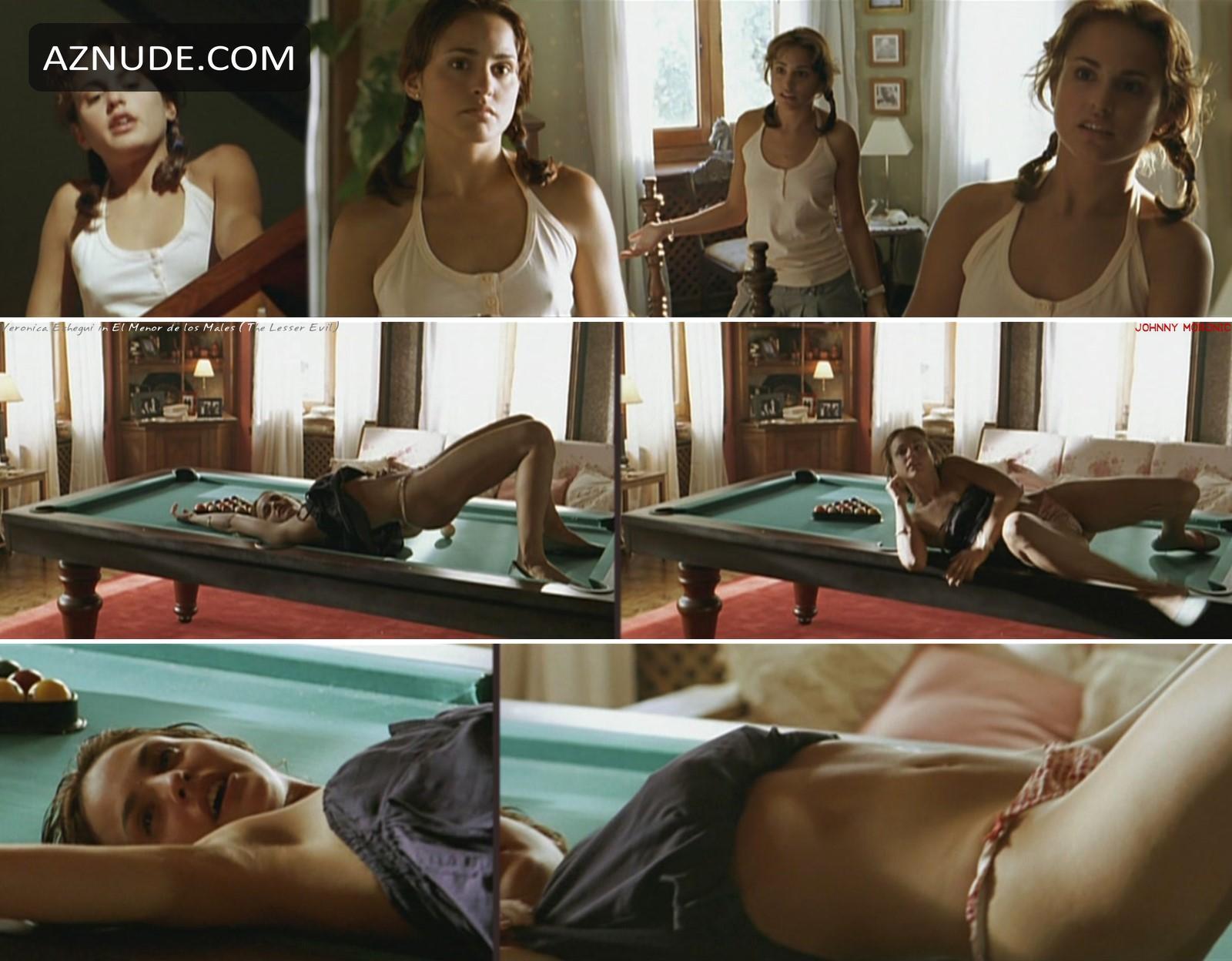 Вероника эчеги голая