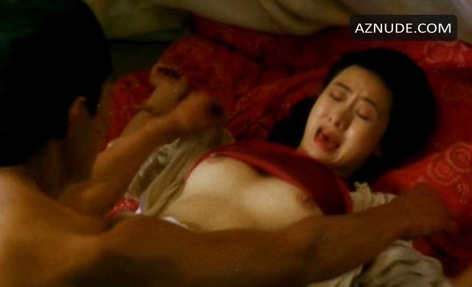 Chinese nude scene