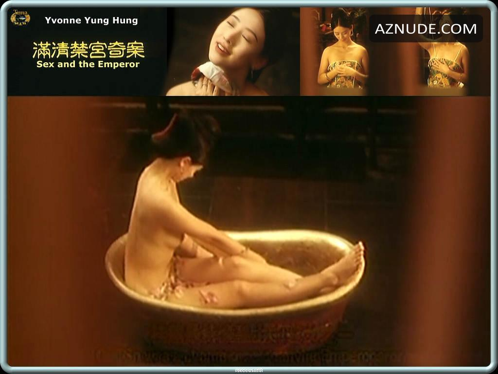 from Hayden yvonne yung hung nude photos