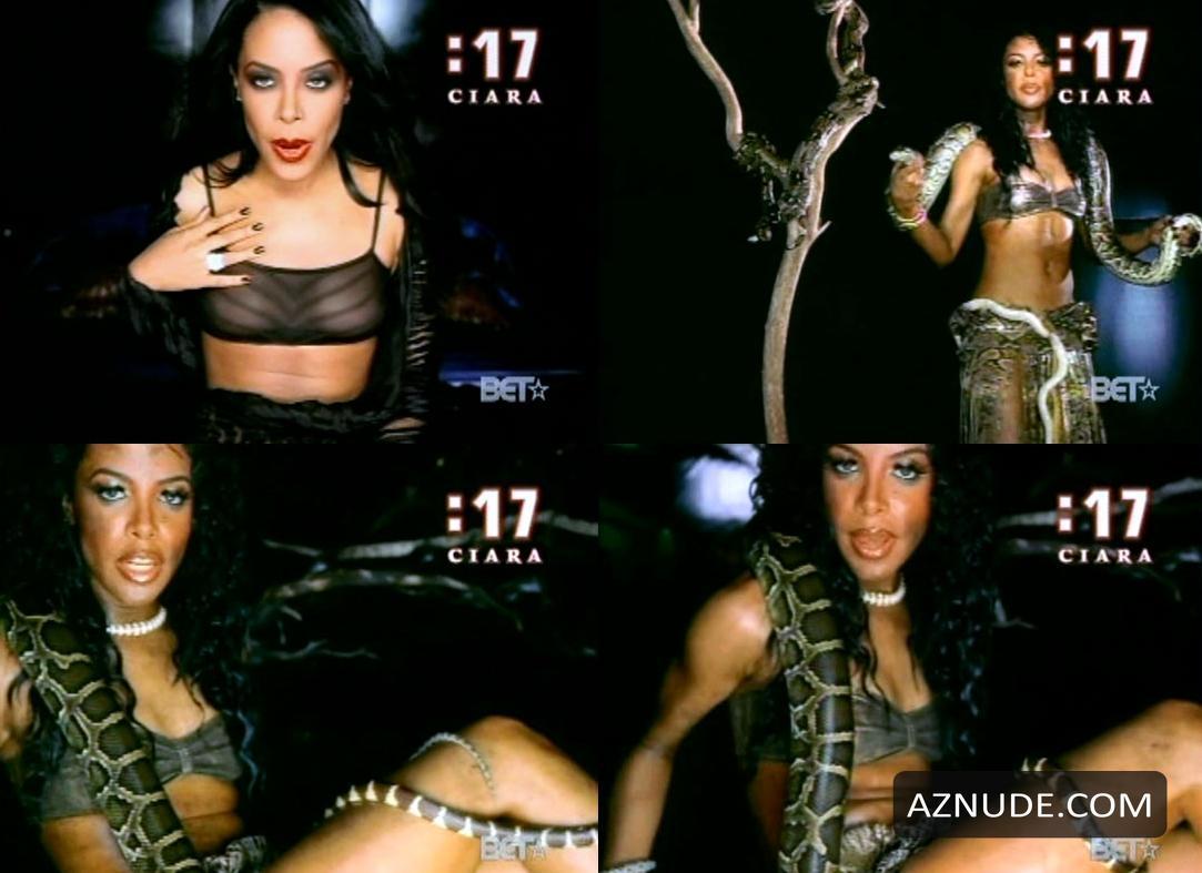 Aaliyah Nude Pics