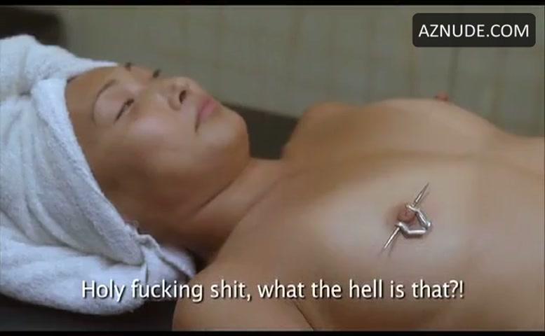 Addie Yungmee Breasts Scene In The Gymnast - Aznude-3171