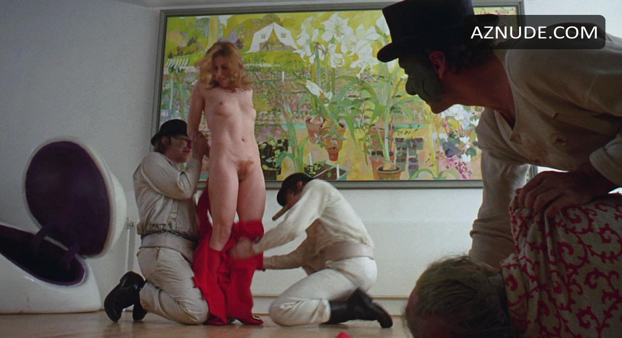 clockwork orange nude scemes