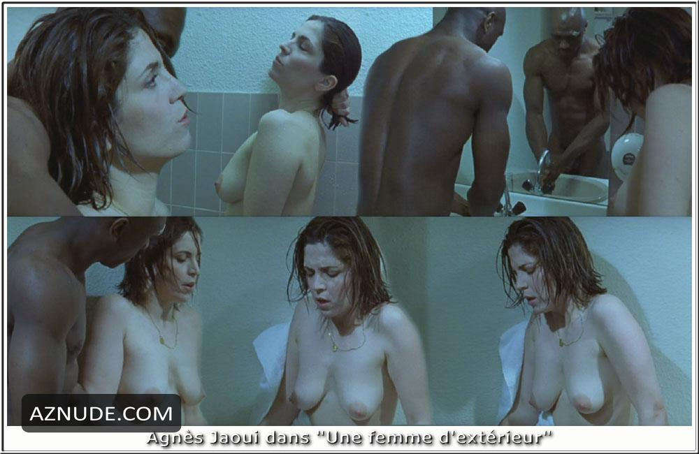 Can not agn s jaoui nude think
