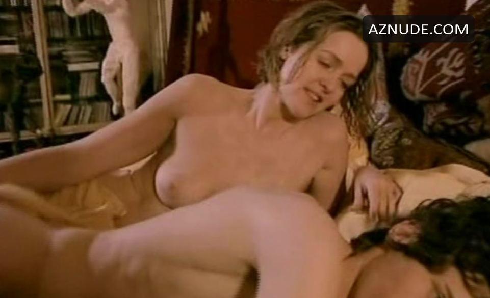 Nackt  Agnès Soral Agnes Blond