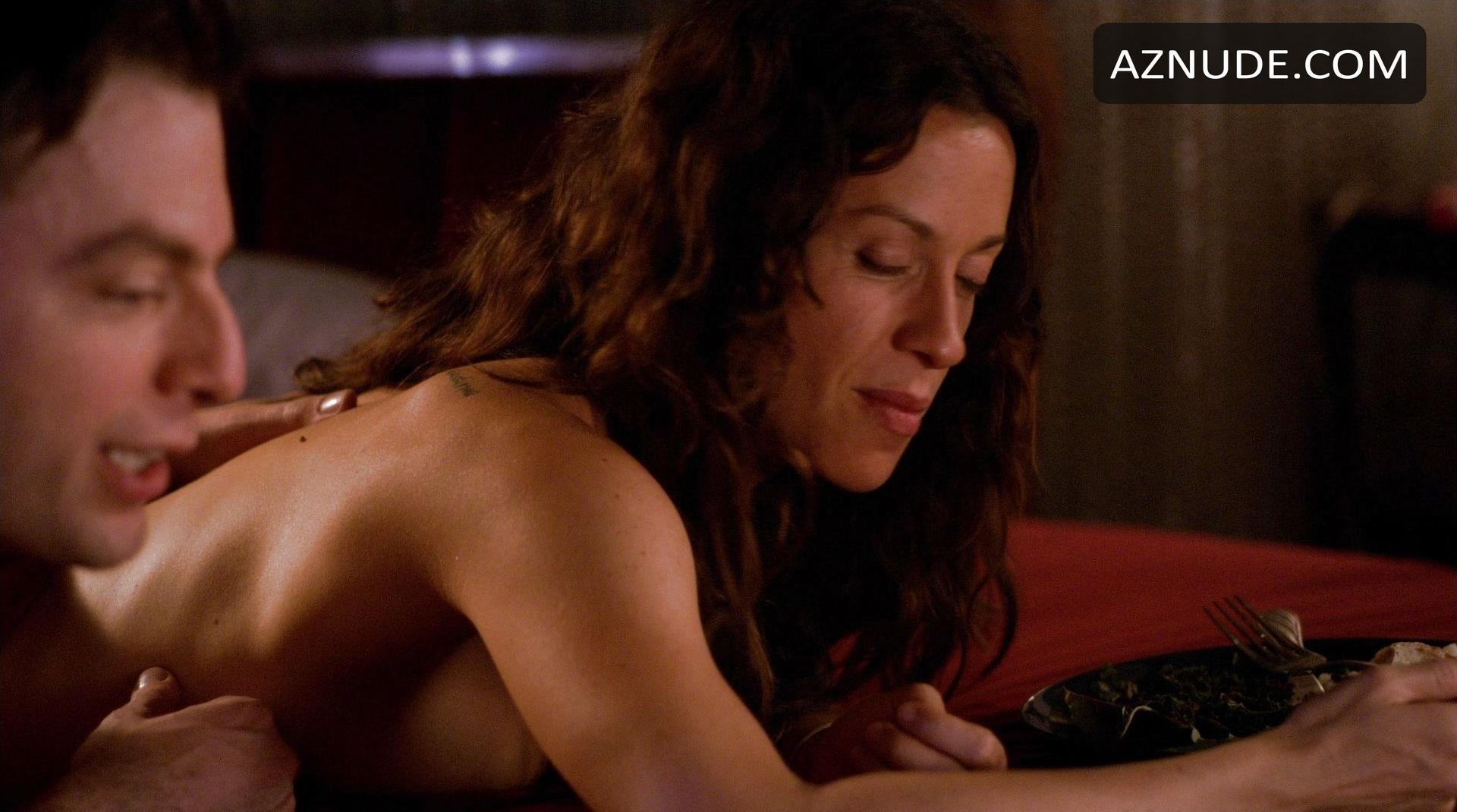 Alanis Morissette Nude - Aznude