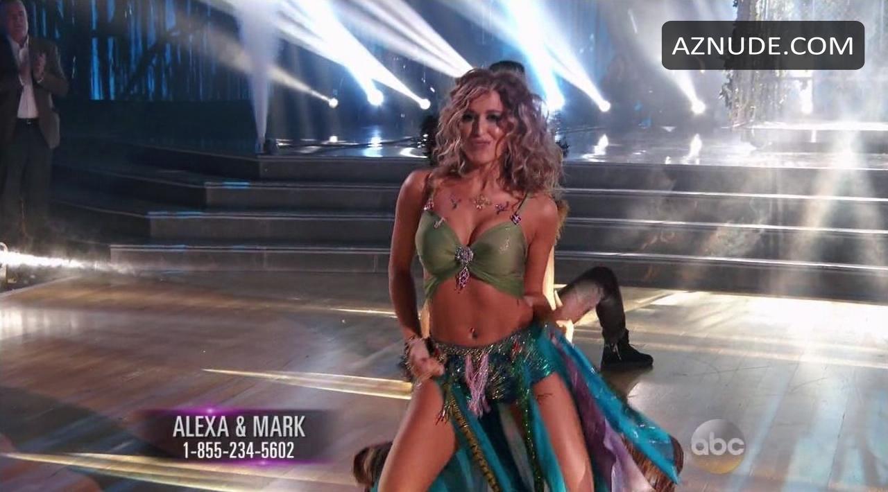Alexa Vega Dancing With The Stars
