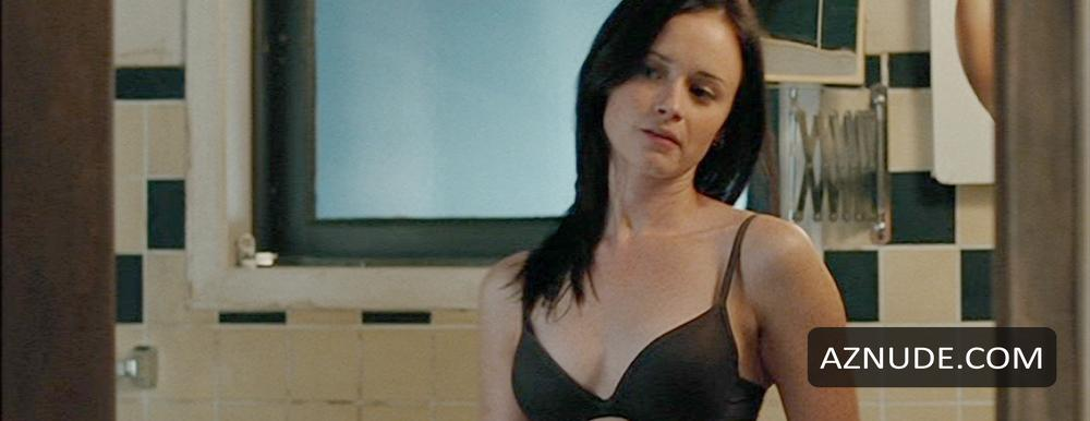You mean? Alexis bledel nackt remarkable, very