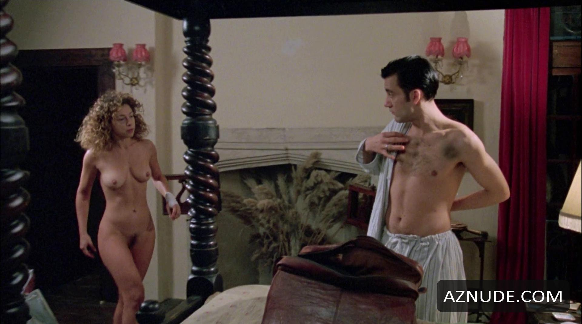 The full alex kingston naked