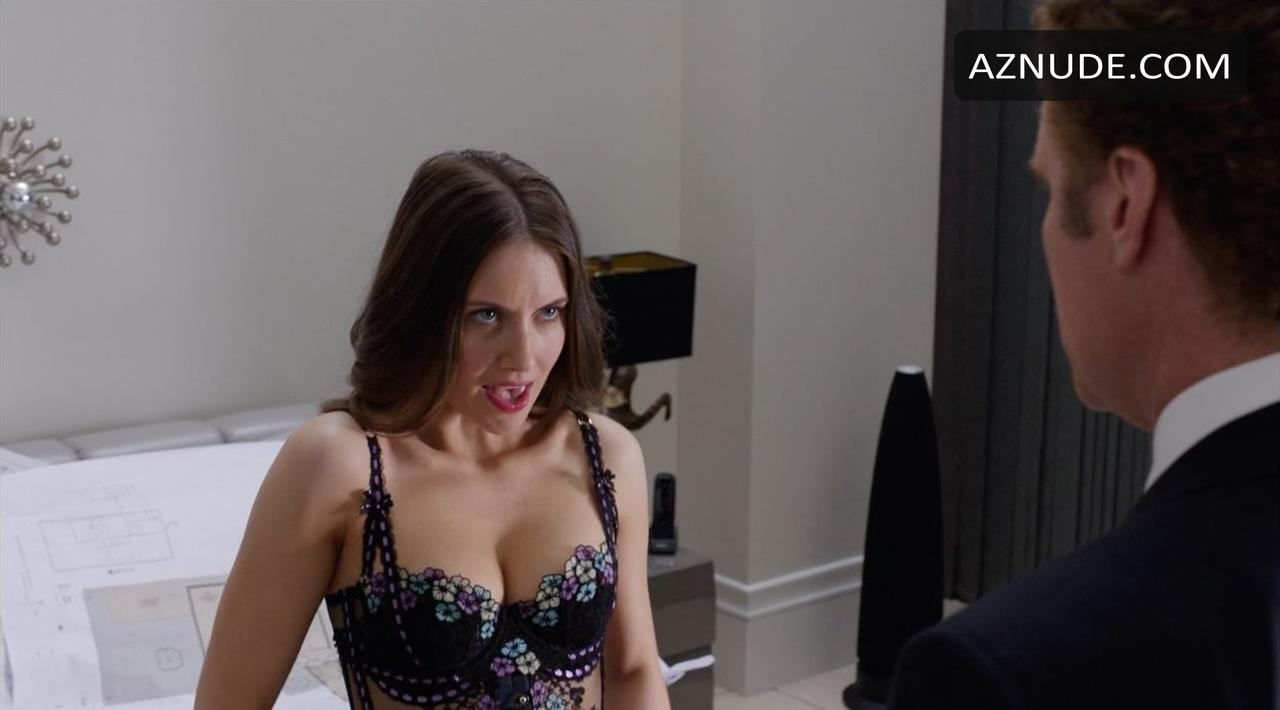Alison brie get hard deleted scene 2