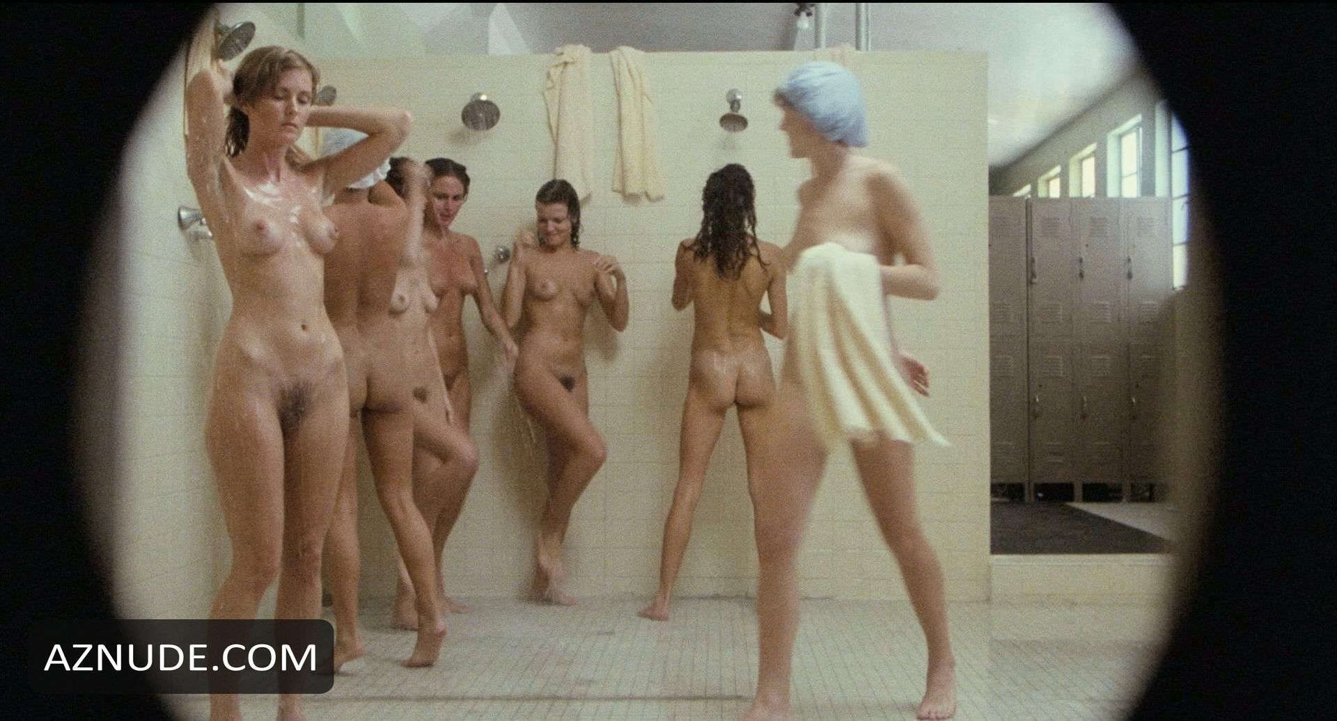 Luanne shower scene nude
