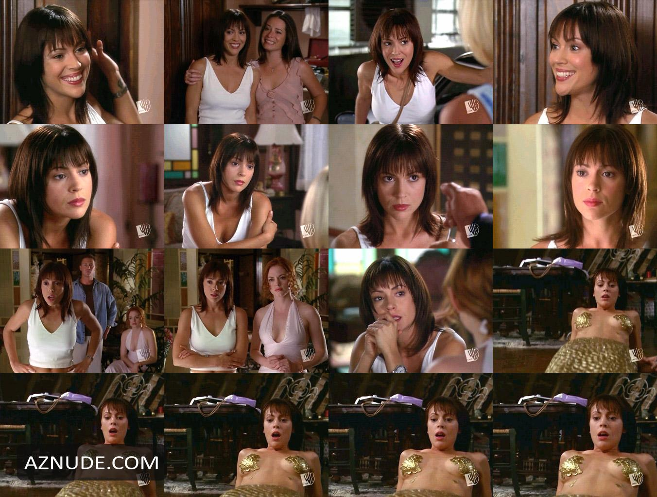 Chick from charmed naked — photo 10