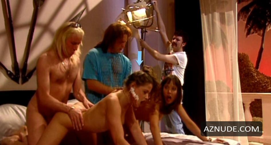 Nude on hidden cameras