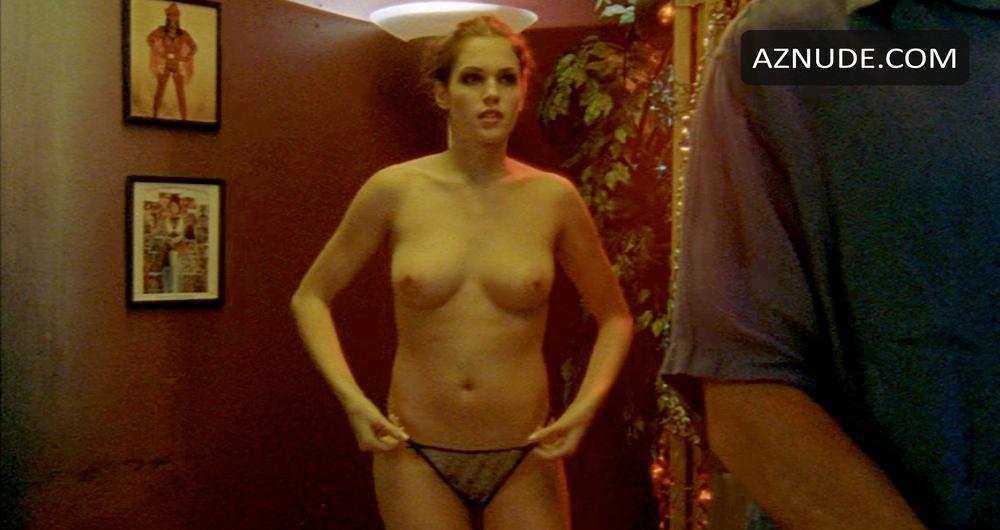 Amanda righetti nude angel blade