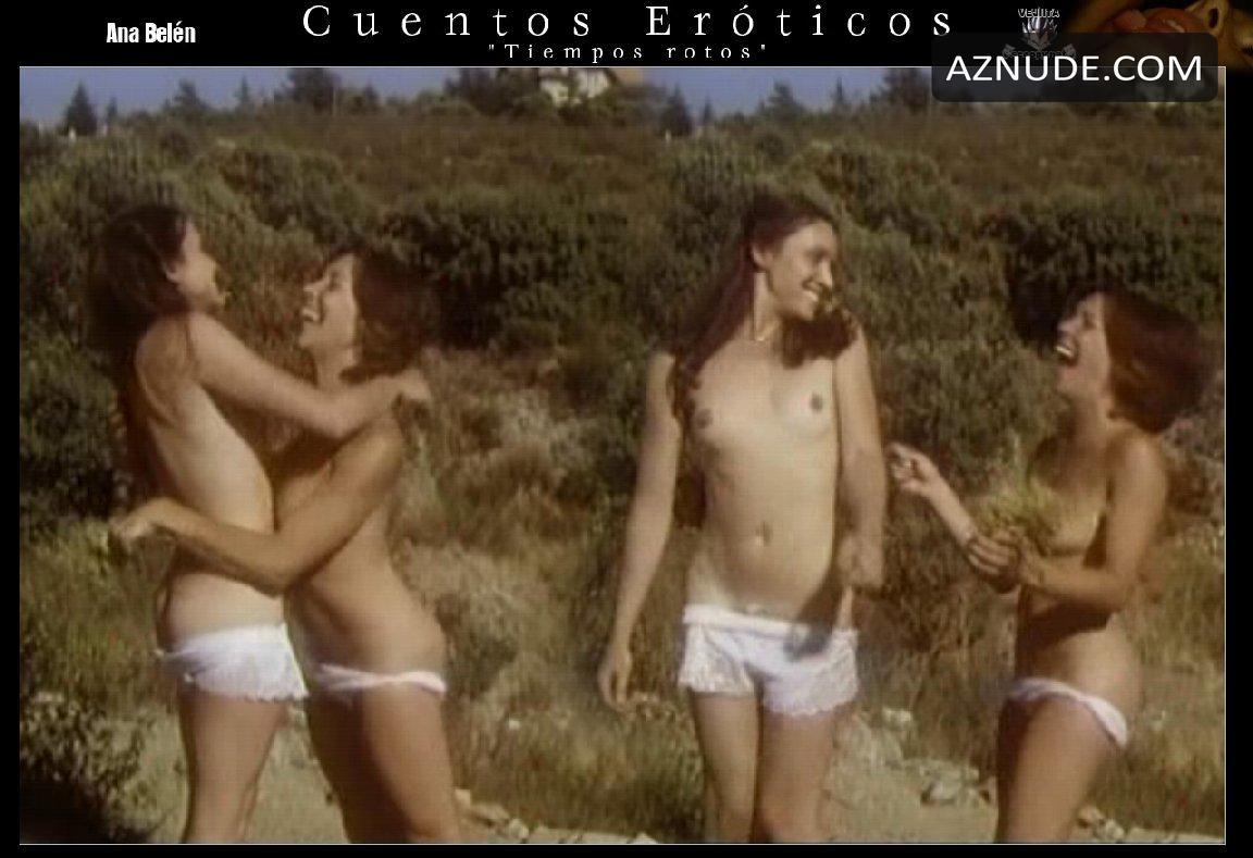 Ana Belen Nude cuentos eroticos nude scenes - aznude