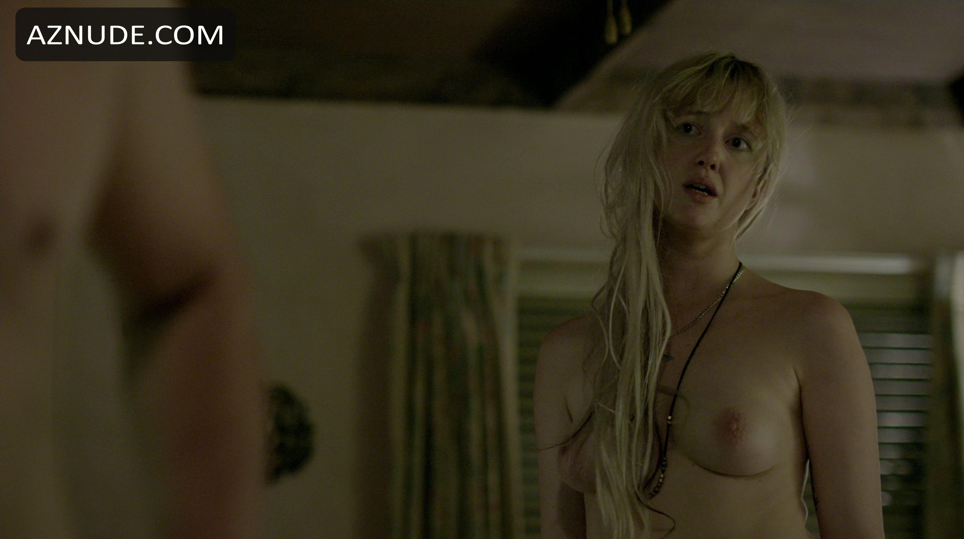 Andrea Riseborough Nude Scene