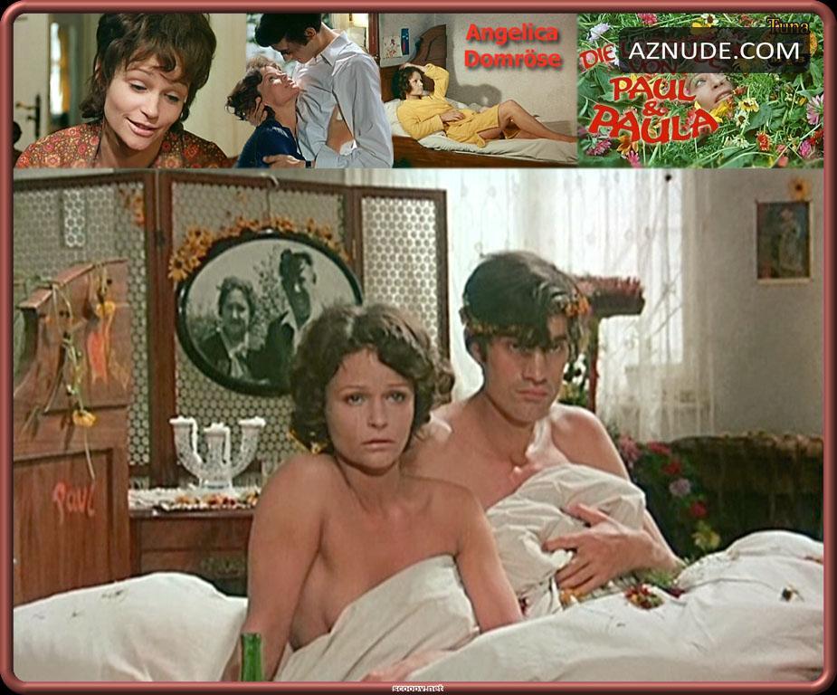 Nackt Angelica Domröse  Angelica Domröse
