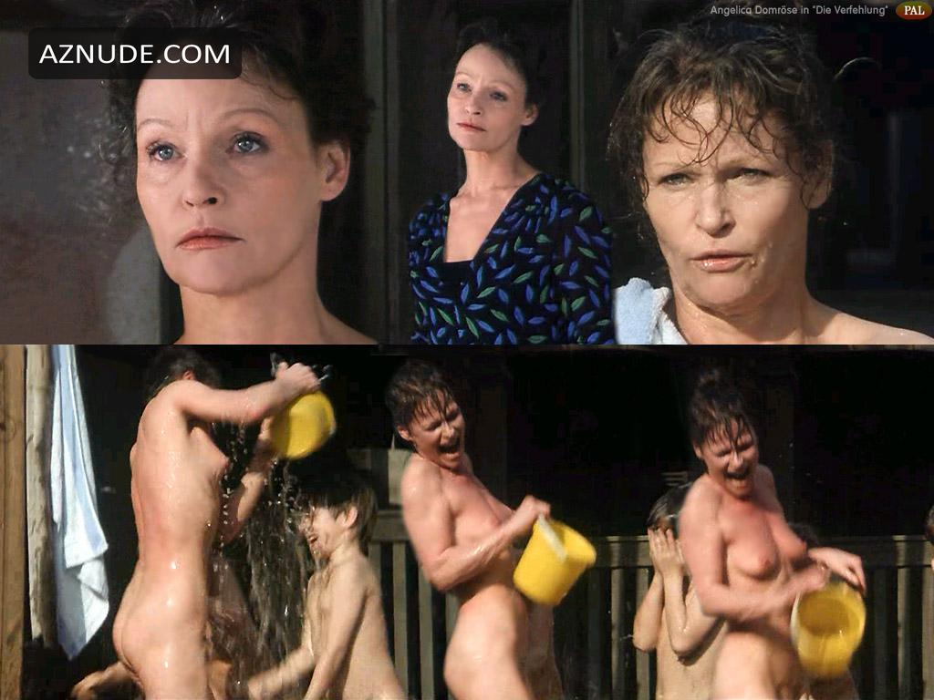 100 Photos of Angelica Domröse Nackt