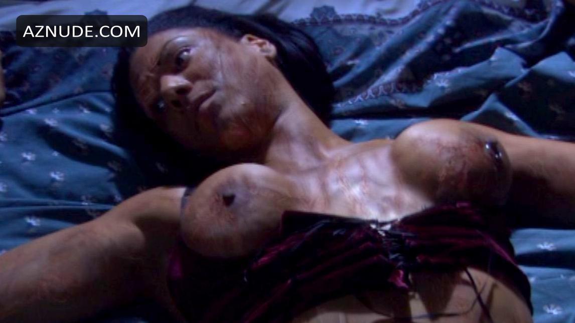 Marisela Demontecristo  nackt