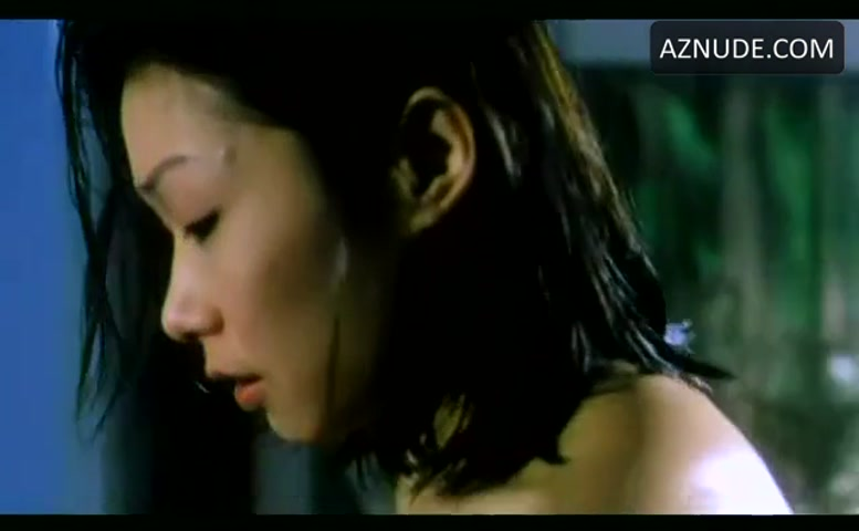 Maggie cheung nude naked