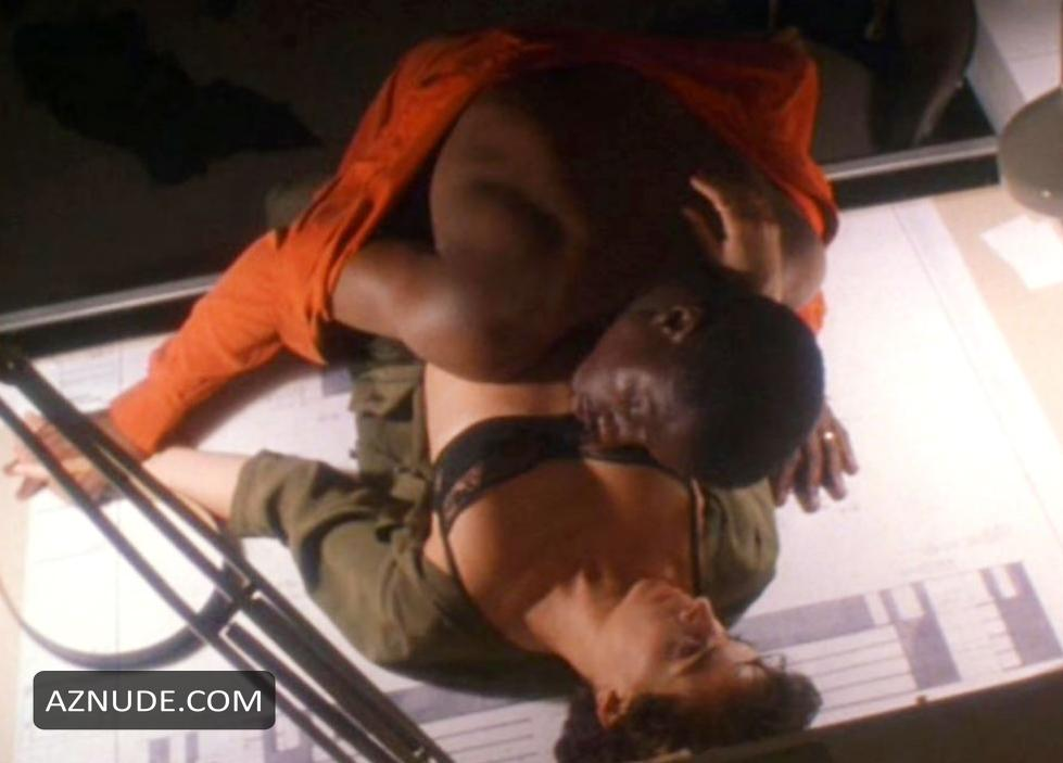 Sex scene of jungle fever