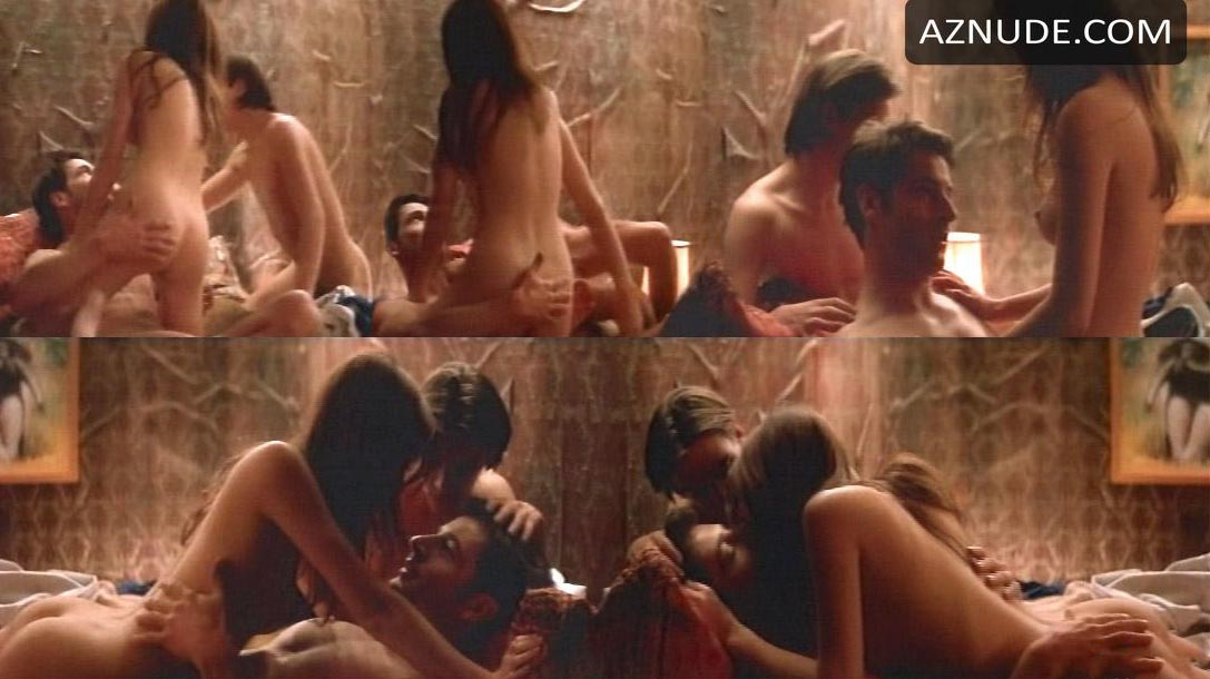 Anna friel the tribe the tribe beautiful celebrity sexy nude scene