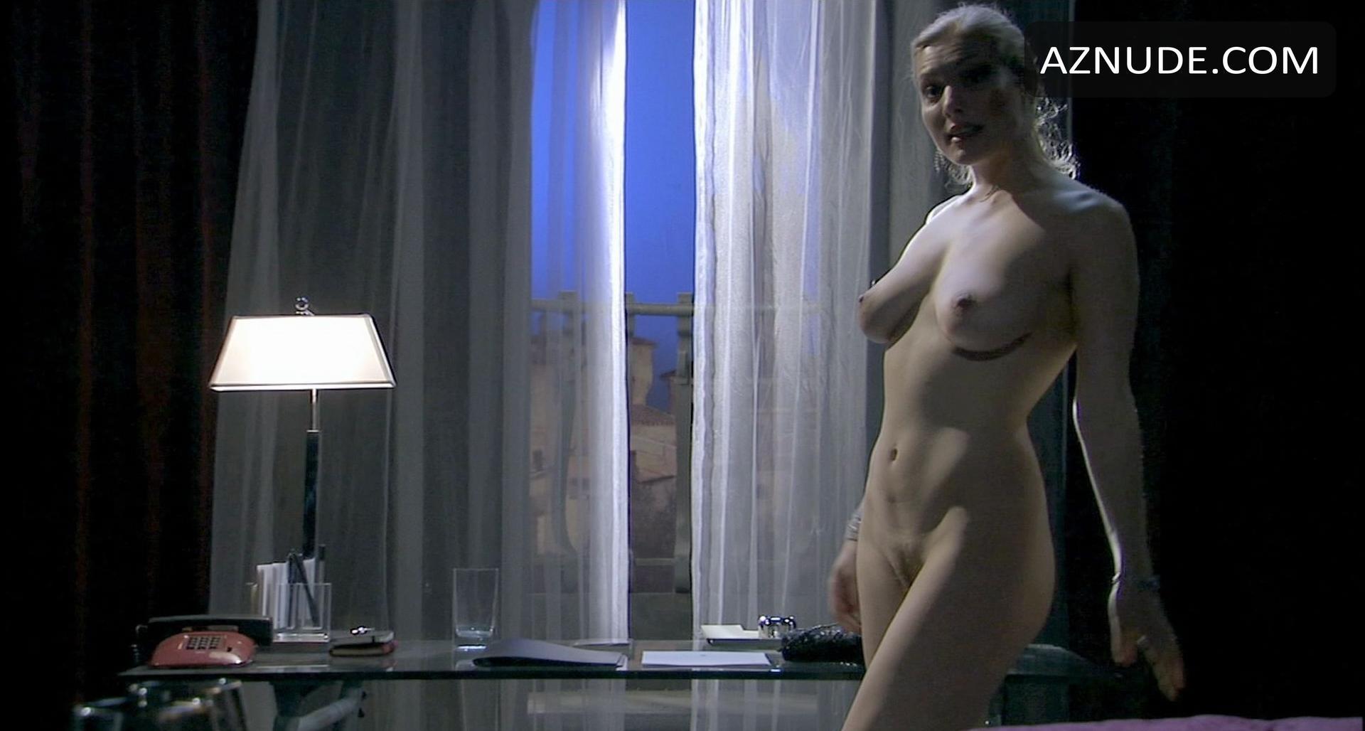 Naked women in men s shirts
