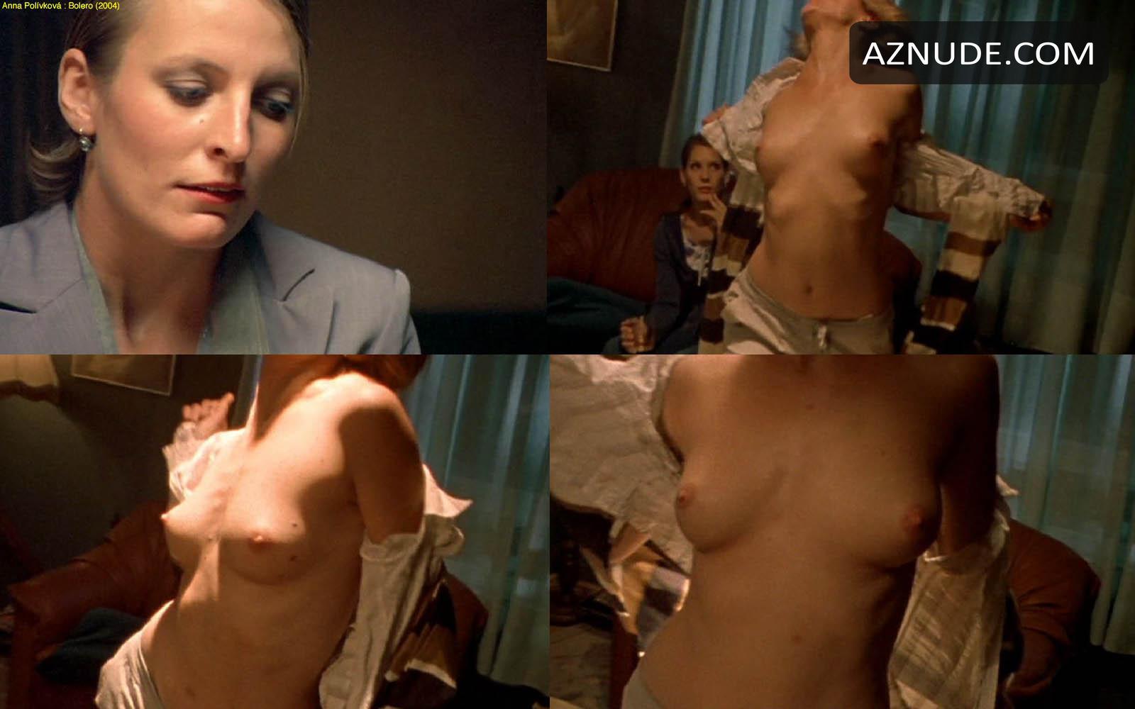 Anna Polívková  nackt