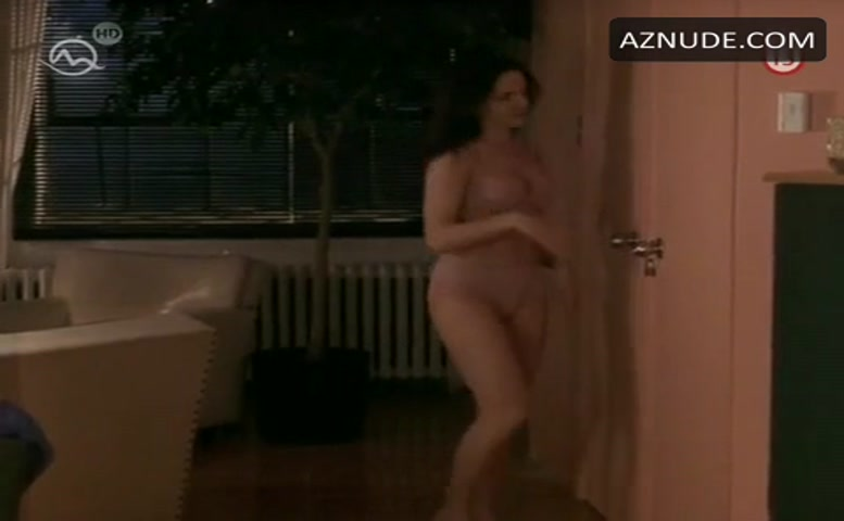 Anna Silk Underwear Scene In Deception - Aznude-5580