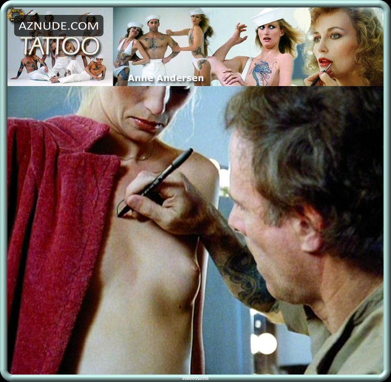 Anne nackt Andersen Whoknows Presents: