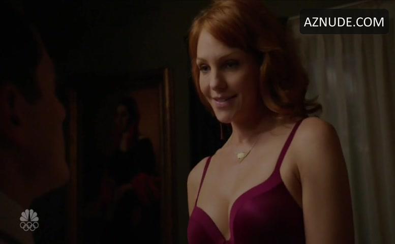 Bitsie Tulloch Underwear Scene In Grimm Aznude
