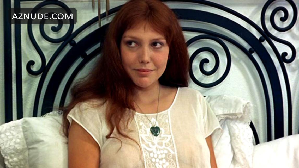 Anne nackt Wiazemsky Anne Wiazemsky