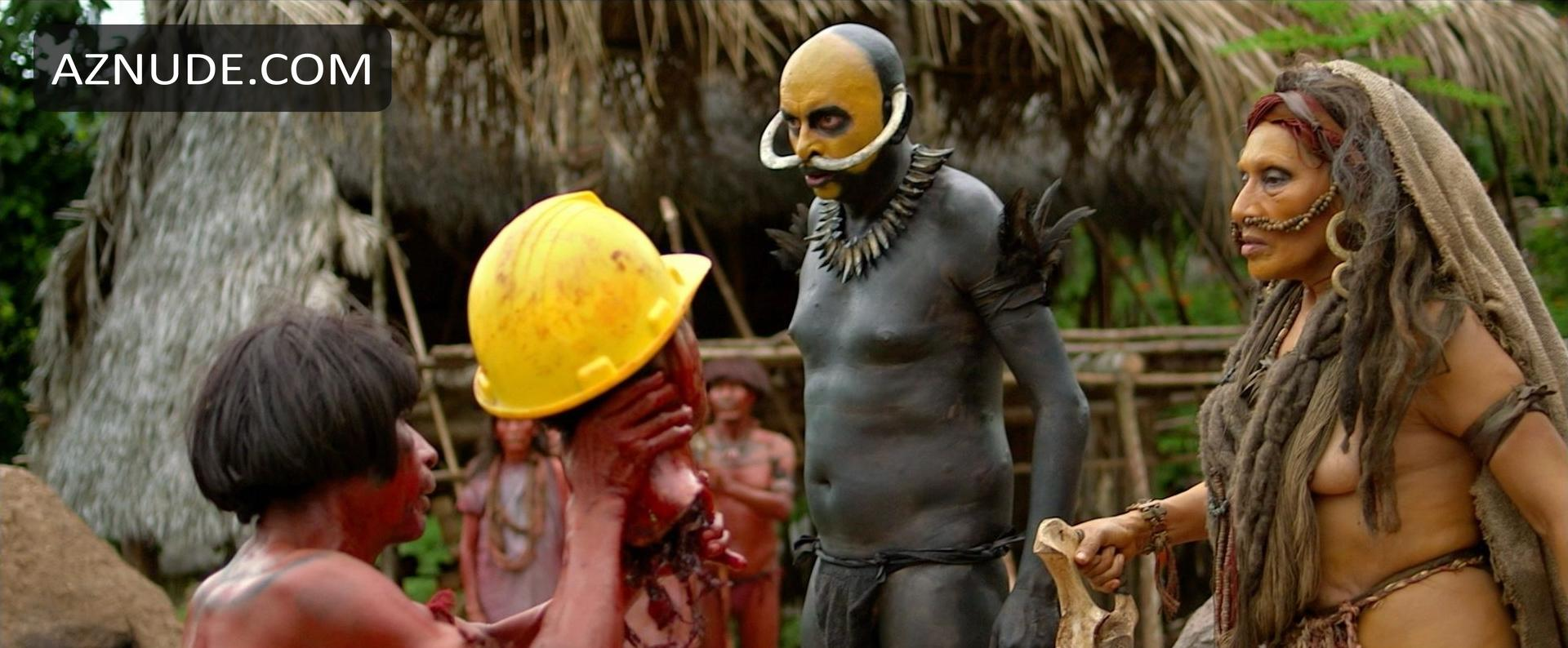 The Green Inferno Nude