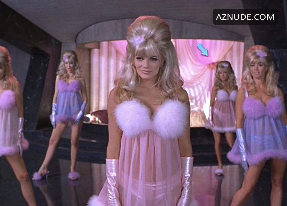 Austin Powers Nude Scene