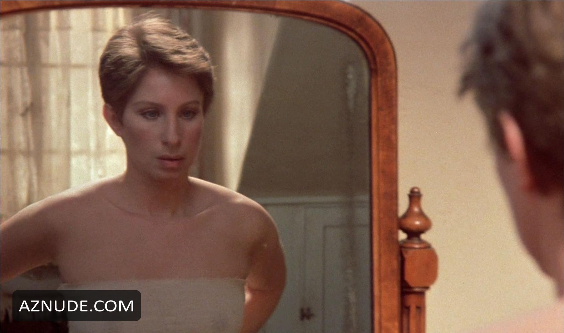 streisand naked barbra