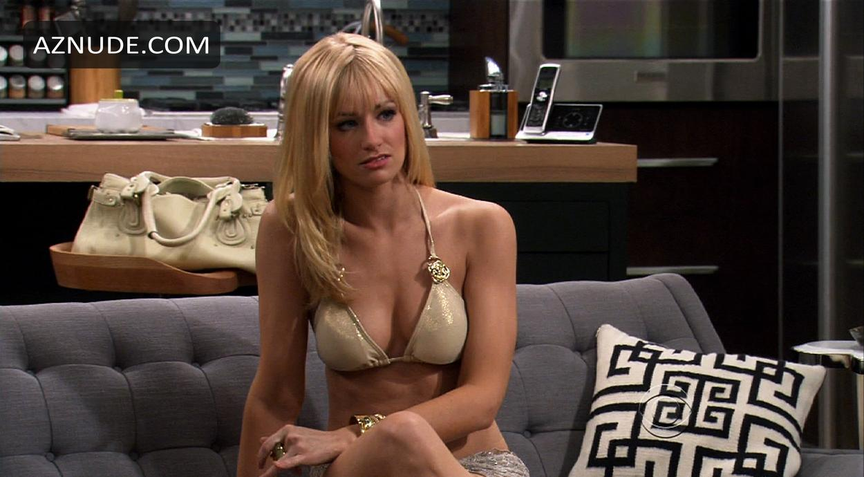 Beth behrs naked
