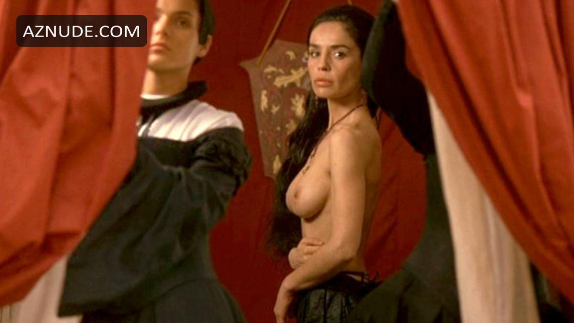 Blanca Marsillach  nackt